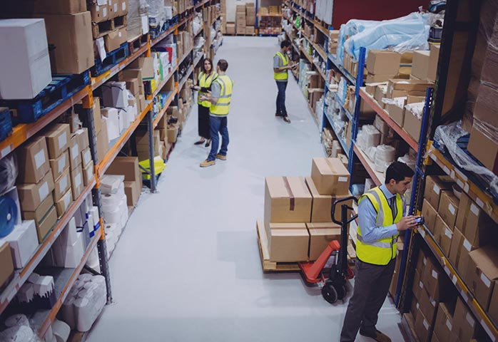 Warehouse-Management-Challenge